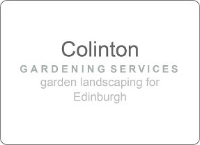 logo - garden maintenance and garden landscaping Edinburgh